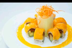 Golden Dragon Roll - delivery menu
