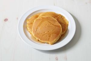 2. 3 Buttermilk Pancakes - delivery menu