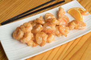 343. Crispy Shrimp with Lemon Sauce - delivery menu