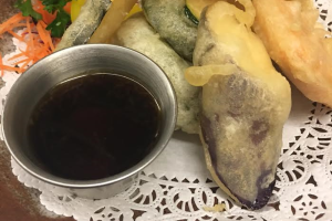 Shrimp and Vegetable Tempura App - delivery menu