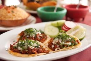 Al Pastor Tacos - delivery menu