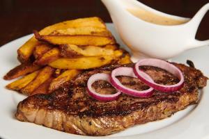 NY Strip Steak - delivery menu
