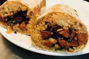 Burrito de Chorizo - delivery menu
