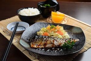 Saba Teriyaki - delivery menu