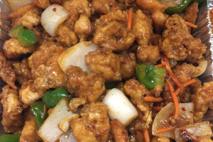 Party Tray General Tso's Chicken - delivery menu