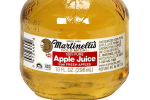 Martinellis Apple Juice - delivery menu