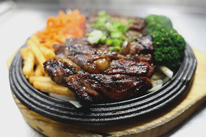 BBQ Beef Bulgogi Steak - delivery menu