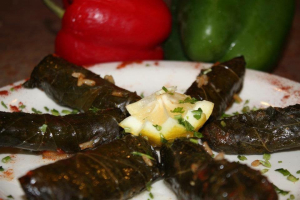 Vine Leaves - delivery menu