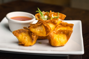 Stuffed Crab Rangoon - delivery menu