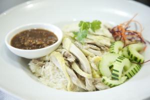 43. Kao Mun Gai - delivery menu