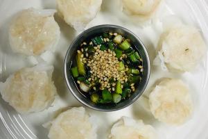 Shrimp Shumai - delivery menu