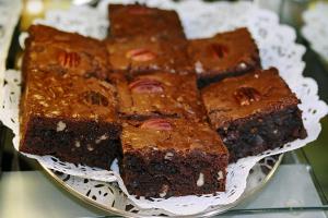 Brownie - delivery menu