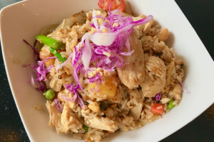 L12. Pineapple Fried Rice Lunch Special - delivery menu