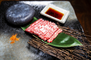Wagyu Beef Hot Stone , 3 ounces - delivery menu