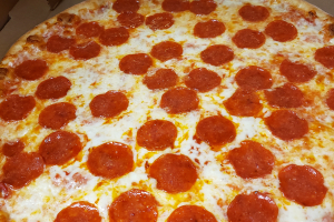 Cheese Pizza (3+ toppings choose any way pie) - delivery menu