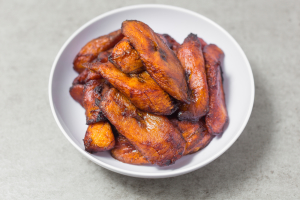 Side of Fried Green Plantains - delivery menu