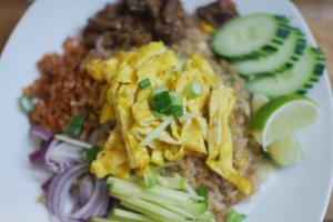 F8. Kapi Fried Rice - delivery menu