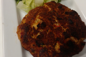 Maryland Style Crab Cakes - delivery menu