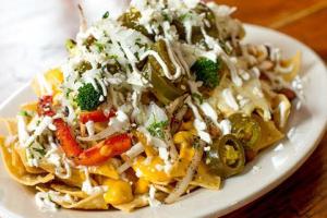 Texas Nachos - delivery menu