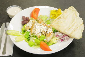 Greek Style Chicken Salad - delivery menu