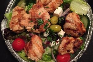 Chicken Kebab Salad - delivery menu
