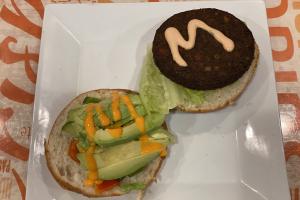 Veggie Lover - delivery menu