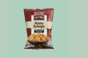 Boulder Canyon Potato Chips - Hickory Bbq - delivery menu