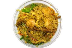 Singapore-Style Noodle - delivery menu