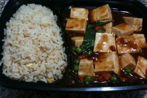L29. Mapo Tofu Lunch Special - delivery menu