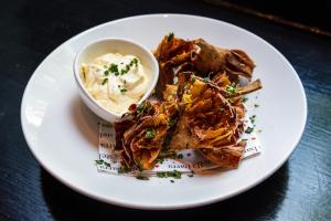 Crispy Artichokes - delivery menu