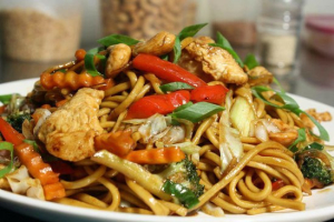 232. Chicken Lo Mein - delivery menu