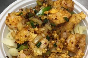 501. Salt and Pepper Shrimp - delivery menu