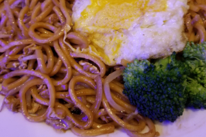 Spicy Fried Lo Mein (Malaysian Mee Goreng) - delivery menu