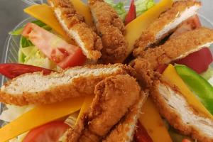 Center Cafe Salad - delivery menu