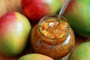 Mango Chutney - delivery menu