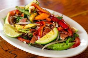 Mixed Veggies Enchiladas - delivery menu