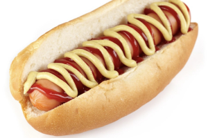 100% Beef Hot Dog - delivery menu