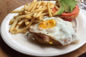 Fried Egg Sandwich Lunch - delivery menu