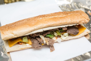 47. Philly Cheese Sandwich - delivery menu