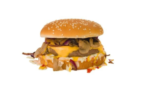 6. Italian Burger - delivery menu