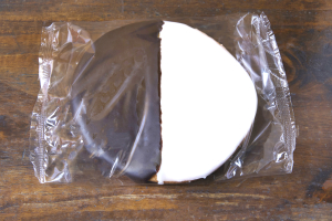 Black n White Cookie - delivery menu