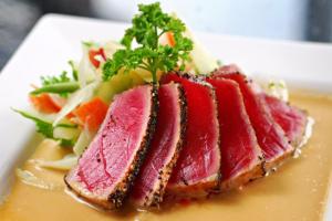 Tuna Tatarki - delivery menu