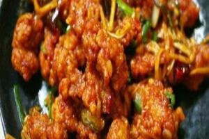 Pork Kkanpunggi - delivery menu