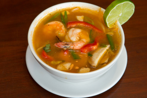 Tom Yum Soup - delivery menu