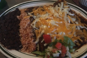 Picadillo Enchilada (Ground Beef) - delivery menu