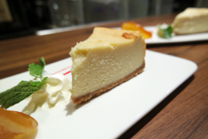 JAPANESE CHEESE CAKE - delivery menu