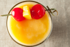 Negril Sunset Smoothie - delivery menu
