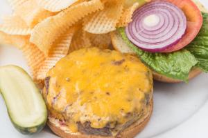 Classic Burger - delivery menu