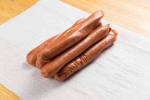 1 lb. Raw Beef Franks - delivery menu