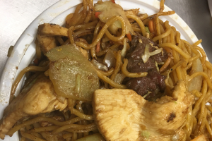704. Combination Lo Mein  ( Large ) - delivery menu